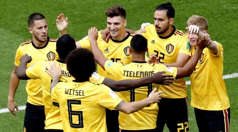 Mondiali 2018, Belgio-Inghilterra 2-0: Meunier e Hazard a segno