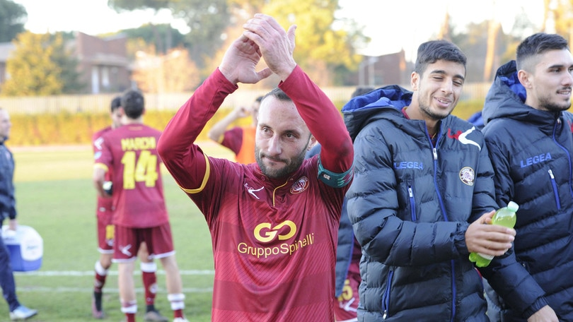Calciomercato Pistoiese, preso l'ex Arezzo Cellini