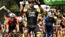 Tour de France, altra vittoria di Groenewegen