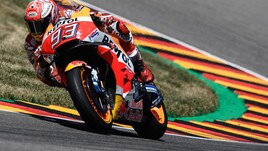 MotoGp Germania: Marquez favorito, Lorenzo paga 7,00
