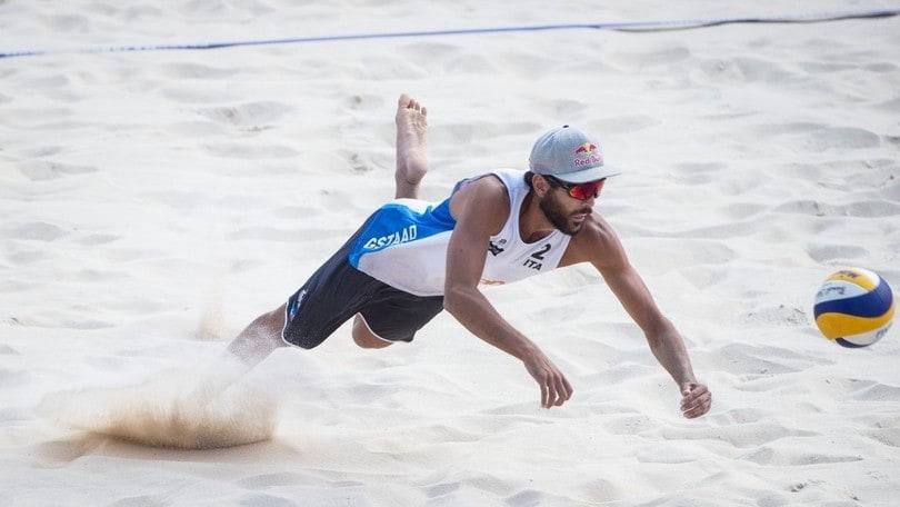 Beach Volley: a Gstaad Lupo-Nicolai sconfitti da Herrera-Gavira
