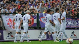 La Fiorentina dilaga in amichevole