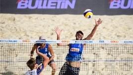 Beach Volley: a Gstaad terzo posto per Lupo-Nicolai