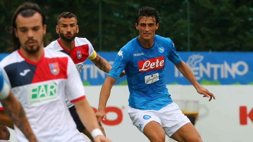 Napoli, agente Inglese: «Qui sta bene, conquisterà la fiducia di Ancelotti»