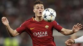 Roma-Latina 9-0, bene Schick e Dzeko