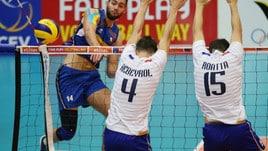 Volley: Europeo U20, per l'Italia buona la prima con la Francia