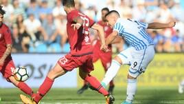 Calciomercato Padova, ufficiale: preso Bonazzoli in prestito dalla Sampdoria