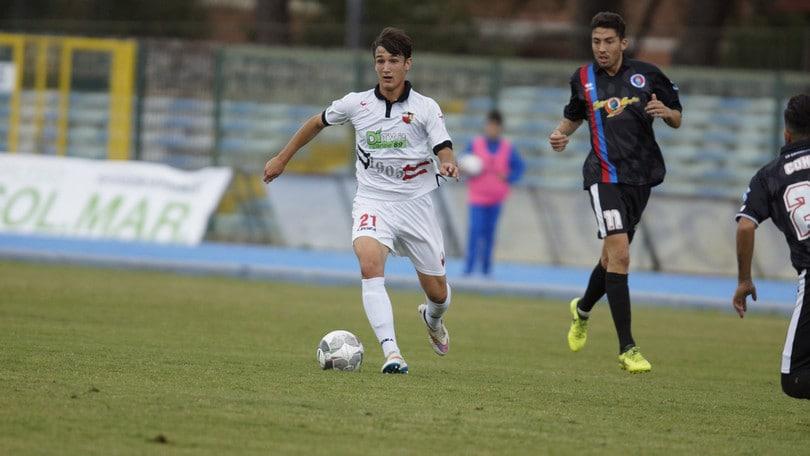 Calciomercato Viterbese, ufficiale: preso Damiani in prestito dall'Empoli