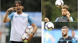 La Lazio suda ad Auronzo: Inzaghi studia i nuovi acquisti