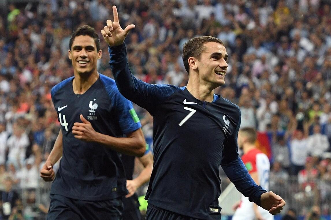 Mondiali 2018, Francia campione del mondo