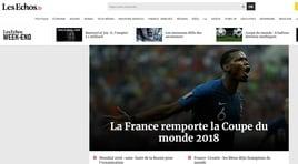 Francia campione del mondo, le aperture dei siti esteri