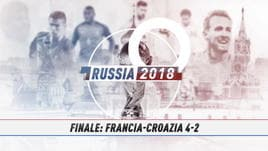 Fast Match Report - Francia-Croazia 4-2