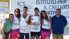 Beach Volley: Tour Lazio, vincono le sorelle Mansueti e Canegallo-Casellato