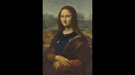 Mondiali, il Louvre pubblica la Gioconda con la maglia francese