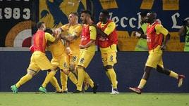 Serie A Frosinone, 24-0 nell'amichevole con la Nazionale Terremotati