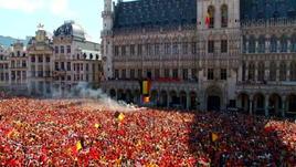 Belgio, che benvenuto al rientro!