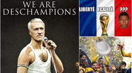 Francia campione del mondo: l'Italia dei social la prende così...