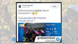 Socialeyesed - Francia sul tetto del mondo