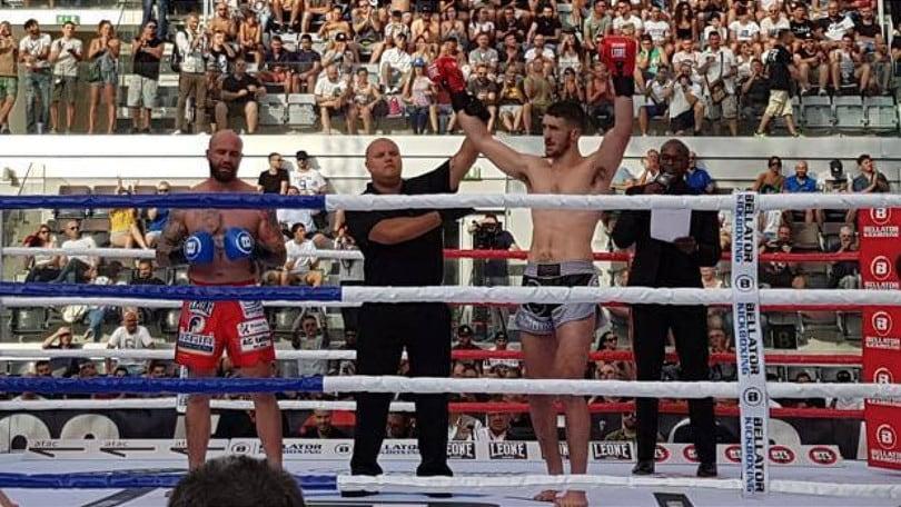 Che vittoria per Casella a Bellator Roma