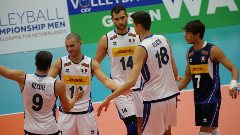 Volley: Europei Under 20, l'Italia fa il bis con la Turchia