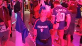 Mosca, la festa all'ambasciata francese