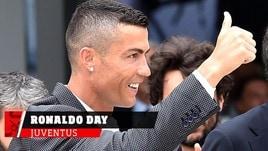 Juventus, delirio per il Ronaldo Day