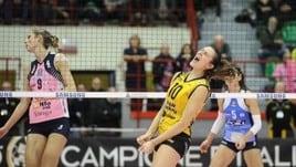 Volley: A2 Femminile, Melissa Martinelli firma per Collegno