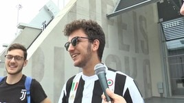 Ronaldo day, i tifosi: