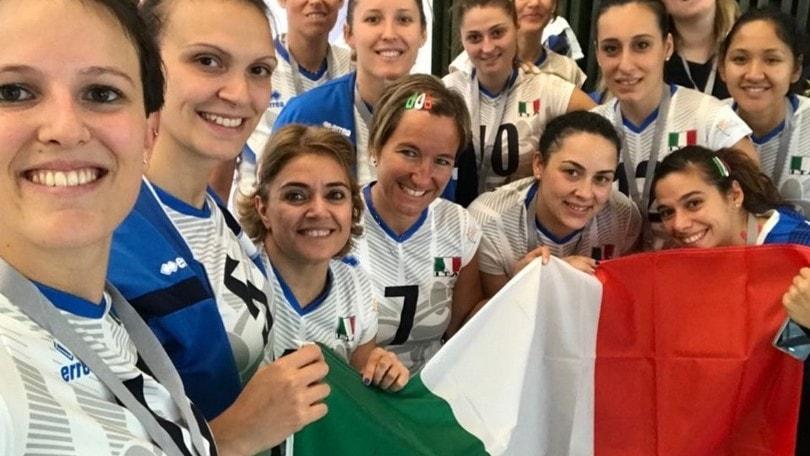 Sitting Volley: storico primo successo mondiale per l'Italia femminile