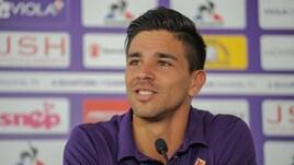 Fiorentina, Simeone: «Voglio giocare in Europa»