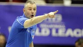 Volley: A2 Maschile, Livorno per la panchina ha scelto Montagnani