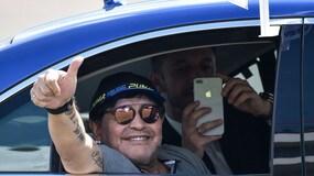 Maradona diventa presidente della Dynamo Brest