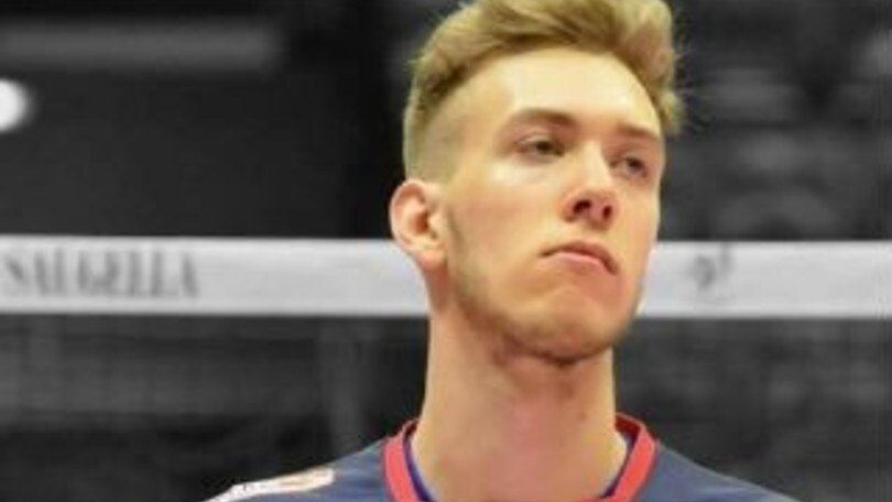 Volley: A2 Maschile, Alexander Chadtchyn giovane opposto per Reggio Emilia