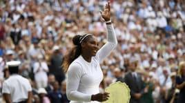 Tennis, Serena Williams: «Il mio un messaggio a tutte le mamme»