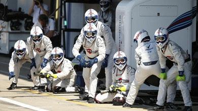 F1, Claire Williams: «Dobbiamo avere fiducia e continuare a lavorare»