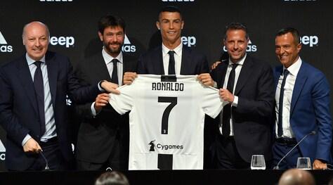 Ronaldo: «Juventus? Scelta fatta da tempo. Qui per fare la storia»