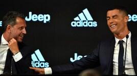 Paratici: «Ronaldo-Juve? Ecco quando è nata l'idea folle»