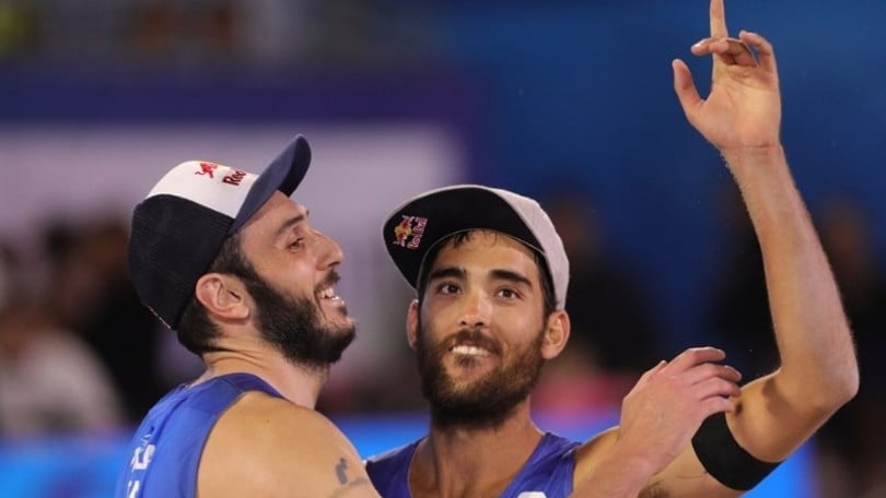 Beach Volley: esordio vincente per Lupo-Nicolai agli Europei