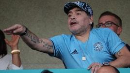 Maradona ne ha anche per Zanetti