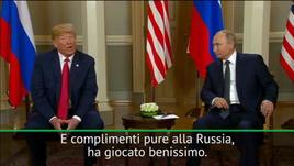 Trump si congratula con Putin: