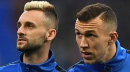 Brozovic e i suoi fratelli: i croati del progetto Inter