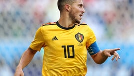 Calciomercato, Hazard: per i bookie è destinato al Real Madrid