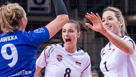 Volley: A1 Femminile, la regista polacca Kaczmar a Cuneo