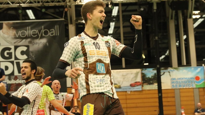 Volley Superlega: Tom Strohbach rinforza posto 4 di Vibo