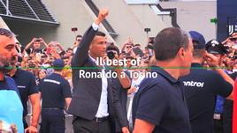 Il best of Ronaldo a Torino