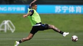 Inter, Icardi e Nainggolan già in forma campionato
