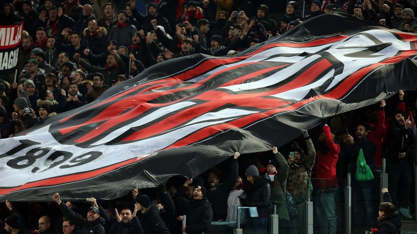 Milan, comunicato della Curva Sud: