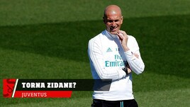 Juventus, torna Zidane?