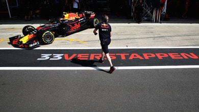 F1 Red Bull, Verstappen e Tost elogiano i motori Honda