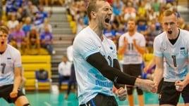 Volley: A2 Maschile, Mondovì parla estone, arriva Kristo Kollo